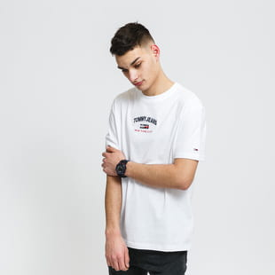 TOMMY JEANS M Timeless Tommy Script Tee