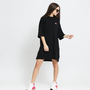 TOMMY JEANS W Oversized Badge Tee Dress