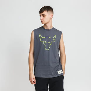 Under Armour Project Rock Show Your Work Sleeveless Tee