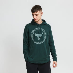 Under Armour Project Rock Terry Snake Hoodie