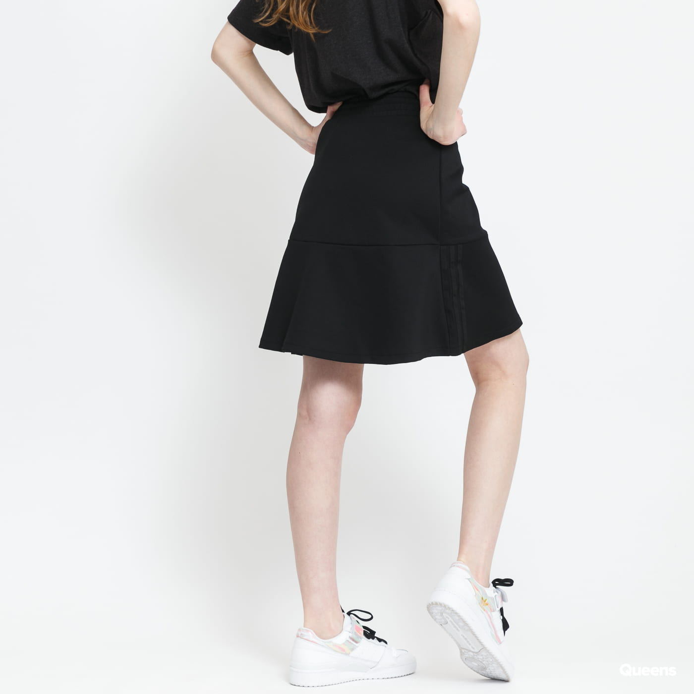 adidas Originals Skirt černá