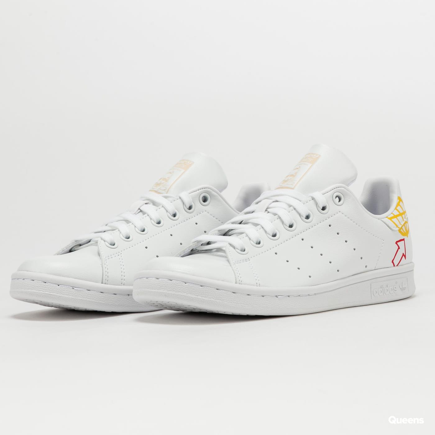 adidas Originals Stan Smith W ftwwht / halivo / ftwwht