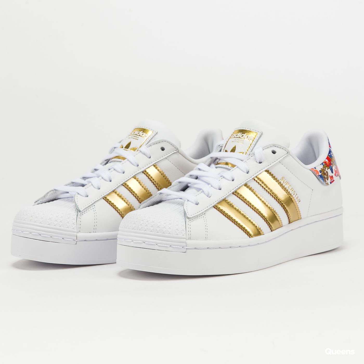adidas Originals Superstar Bold W ftwwht / ftwwht / supcol