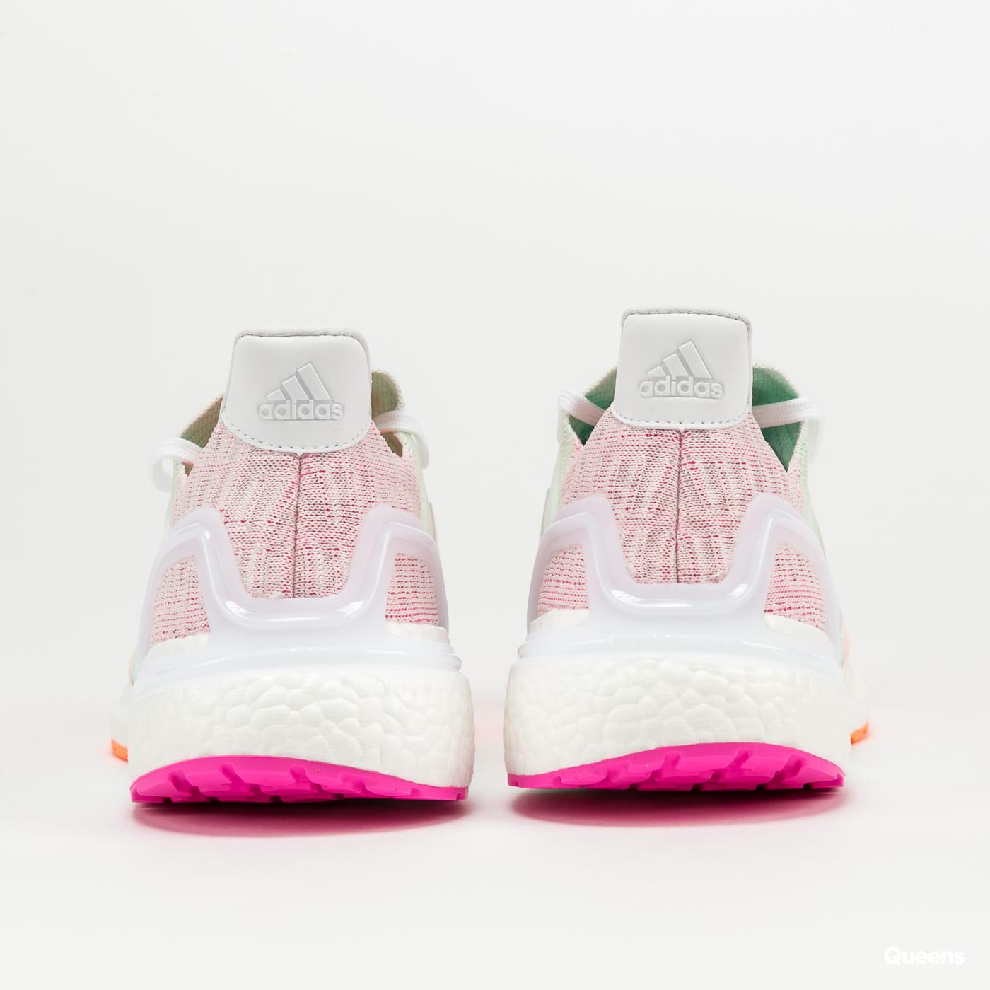adidas Performance UltraBoost CC_1 DNA ftwwht / ftwwht / scrora
