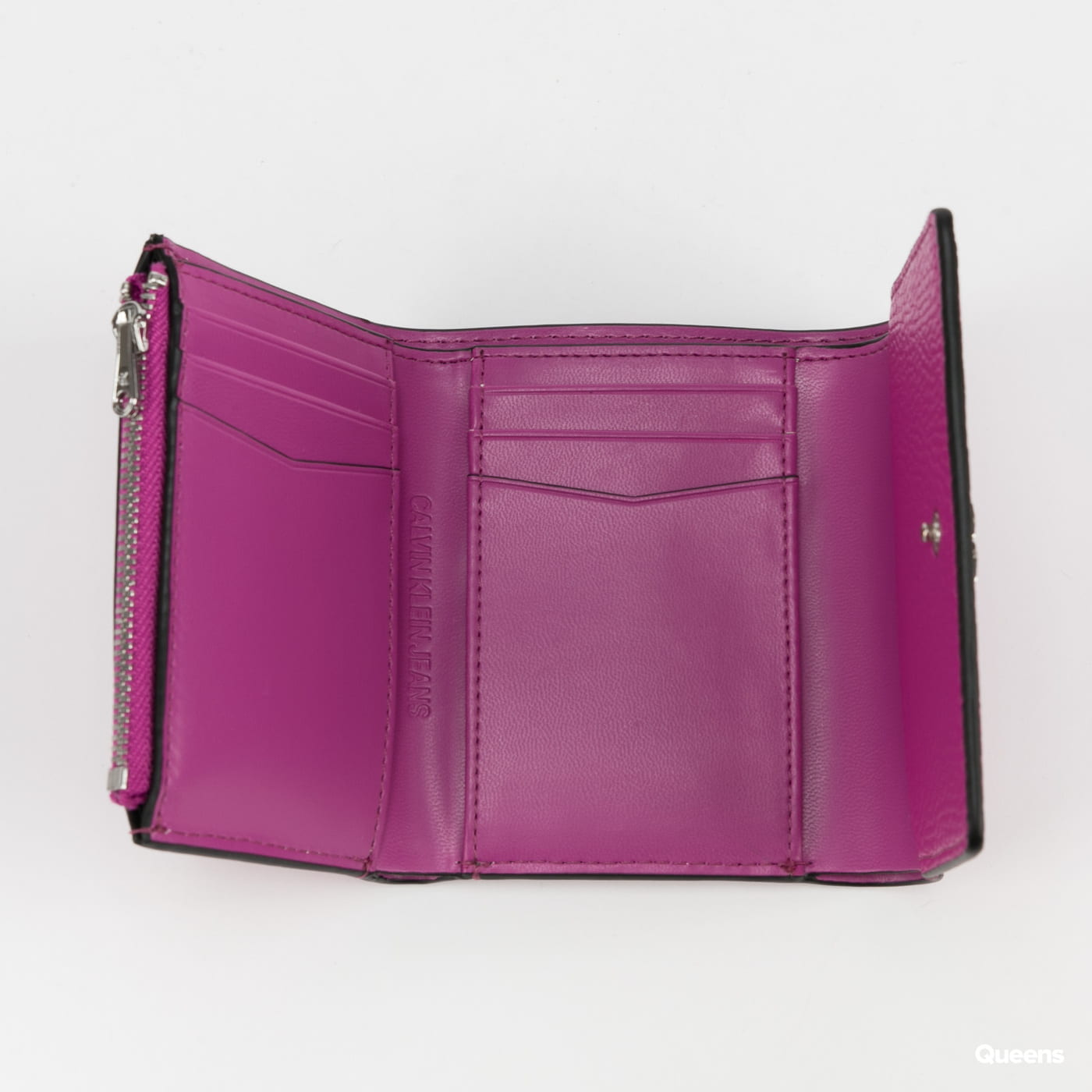 CALVIN KLEIN JEANS W Trifold Medium purple