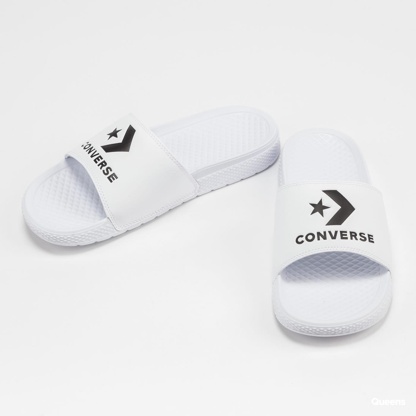 Converse Chuck Taylor All Star Slide white / black / white