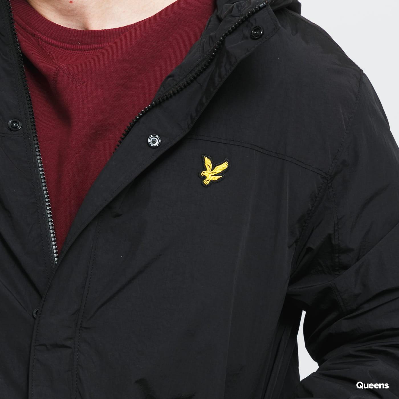 Lyle & Scott Hooded Pocket Jacket gray / beige / pink / black