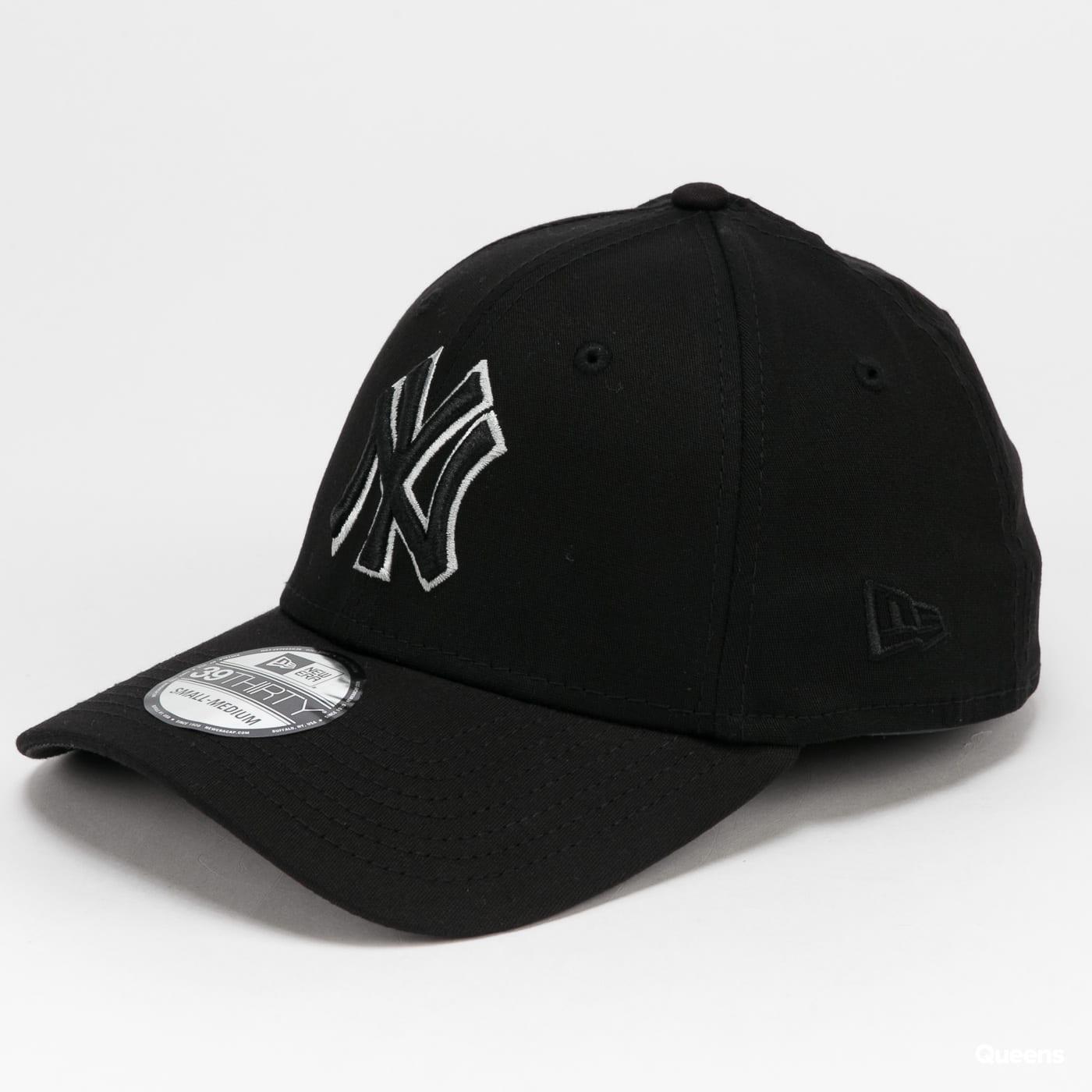 New Era 3930 MLB Tonal NY gray / beige / pink / black