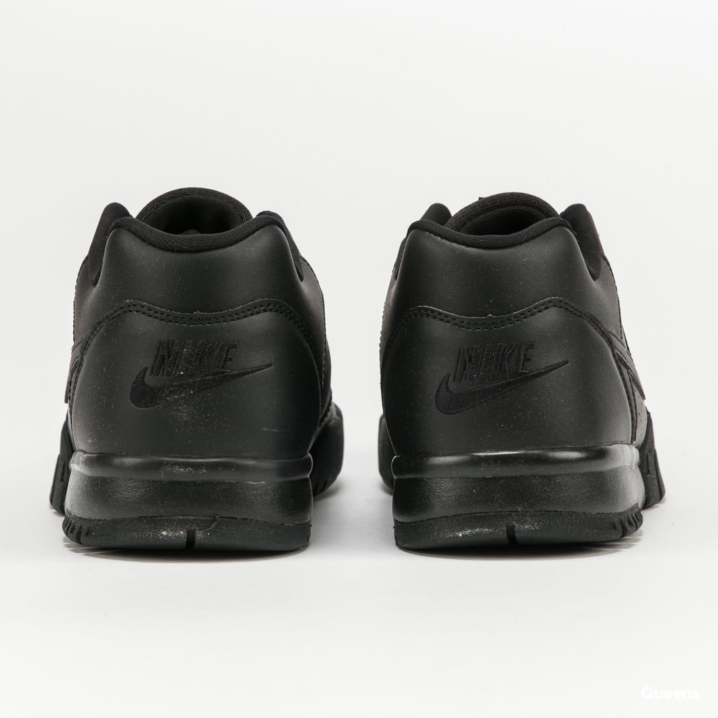 Nike Cross Trainer Low black / black - black - off noir
