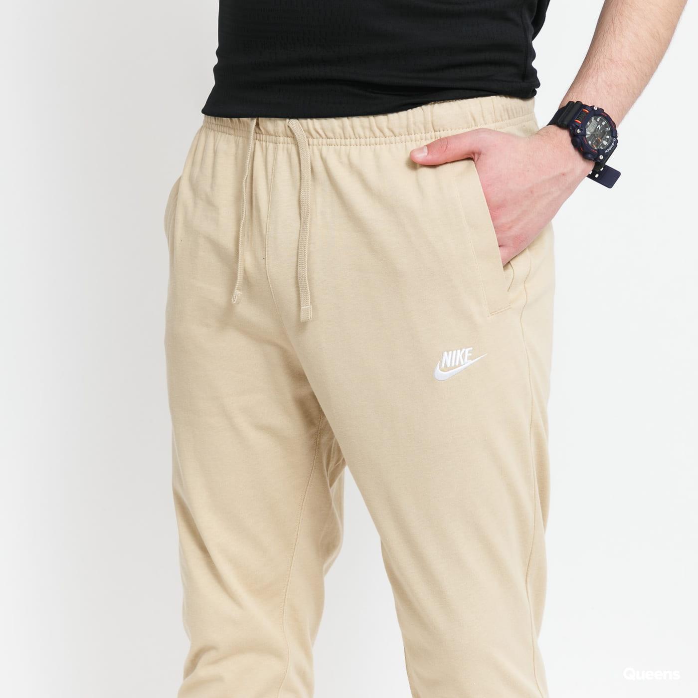 Nike M NSW Club Jogger Jersey beige