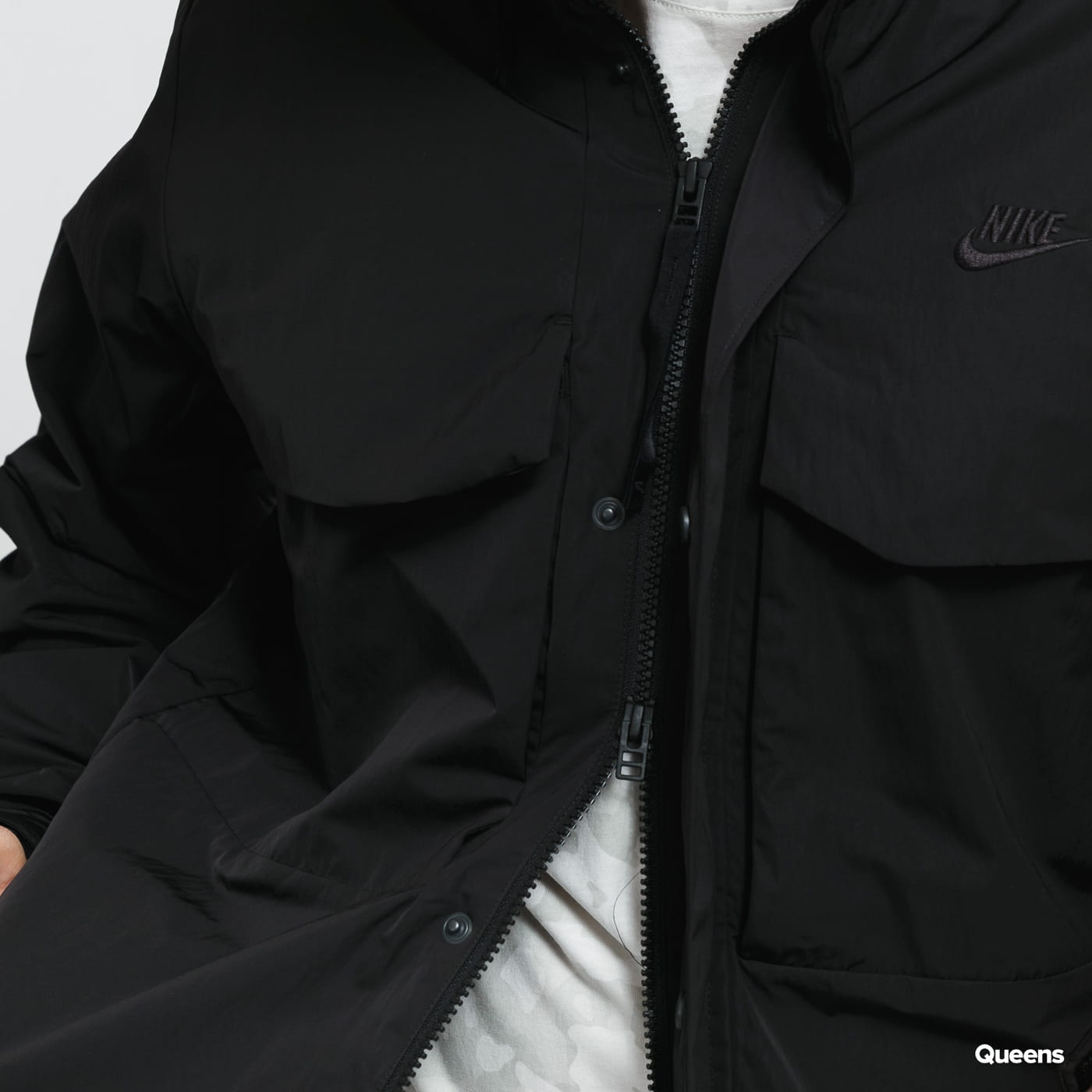 Nike M NSW PE LND HD M65 černá