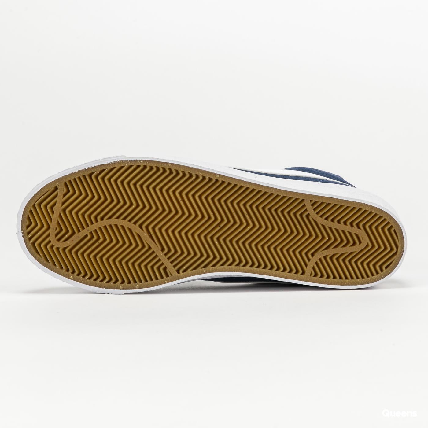 Nike SB Zoom Blazer Mid navy / white - black