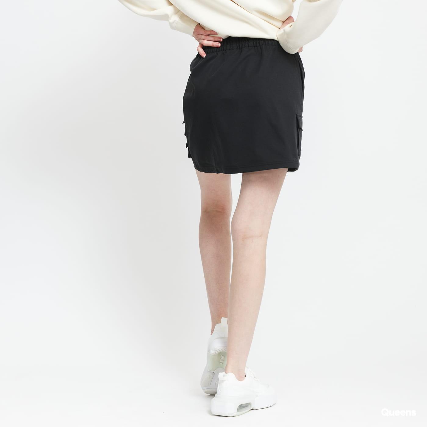 Nike W NSW Swoosh Skirt černá
