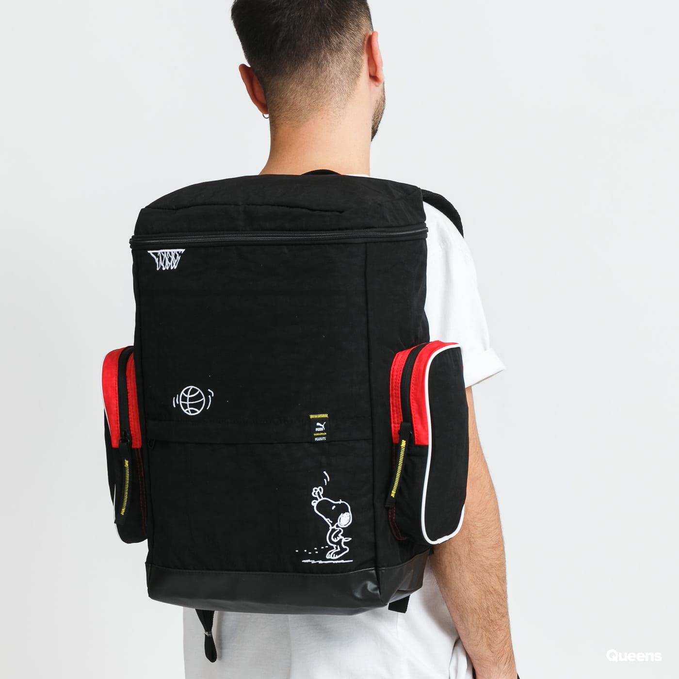 Puma Puma x Peanuts Backpack black