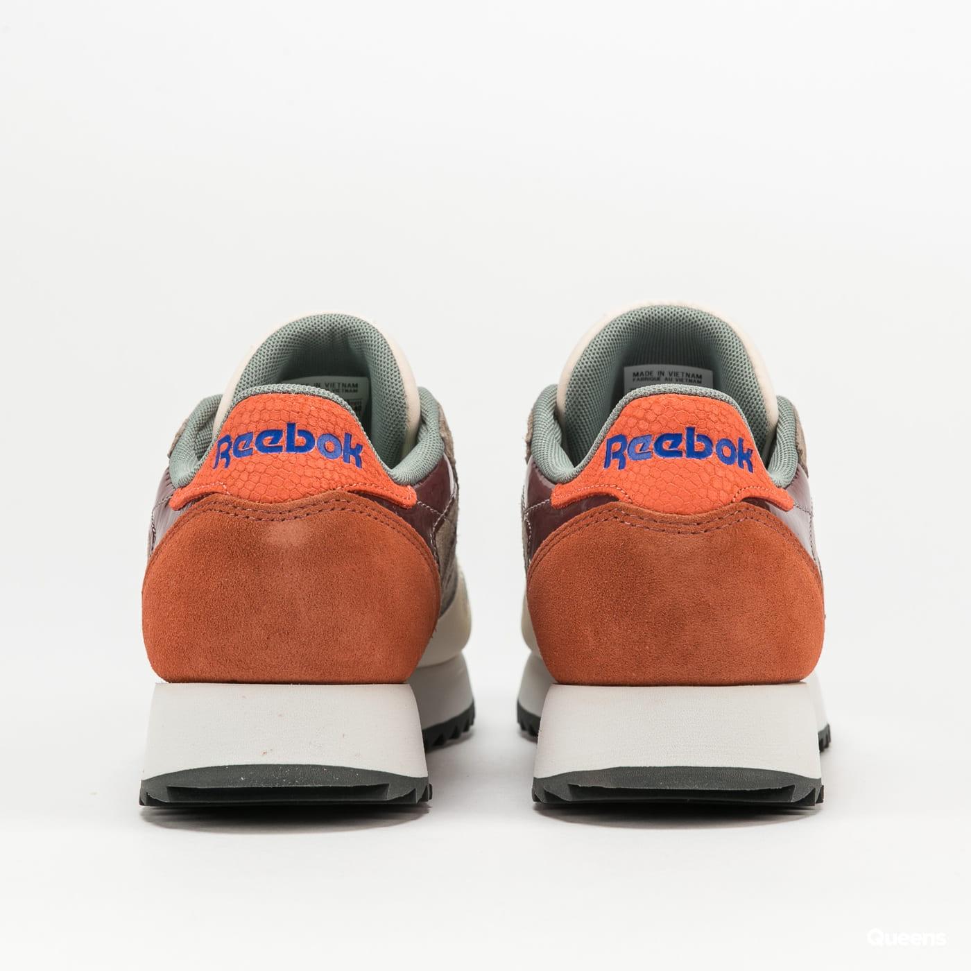 Reebok Classic Leather Ripple cerpnk / bougry / twicor