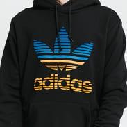 adidas Originals Trefoil Ombre Hoodie černá