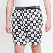 Calvin Klein CK ONE SS Short Set bílé / černé