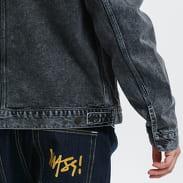 Carhartt WIP Stetson Jacket black worn washed