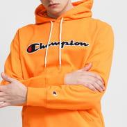 Champion Hooded Sweatshirt orange