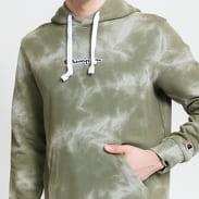 Champion Hooded Sweatshirt olive