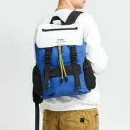 Ecoalf Wild Sherpalf Backpack modrý / černý / bílý
