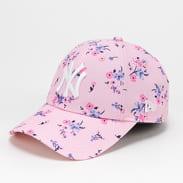 New Era 940W MLB Floral NY růžová / fialová / černá