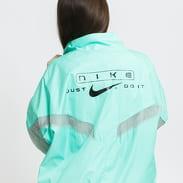 Nike W NSW Jacket Woven Street mentolová / šedá