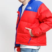 The North Face M 1996 Retro Nuptse Jacket čevená / modrá