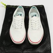 Vans Comfycush Authent (penn) blanc de blanc / red