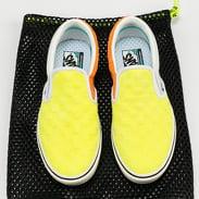 Vans Comfycush Slip-On (penn) yellow / orange