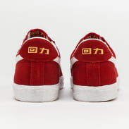 Warrior Shanghai Dime red / white