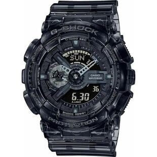 "Casio G-Shock GA 110SKE-8AER ""Skeleton Series"""