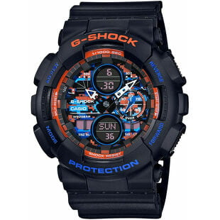"Casio G-Shock GA 140CT-1AER ""City Camouflage Series"""