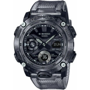 "Casio G-Shock GA 2000SKE-8AER ""Skeleton Series"""
