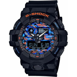 "Casio G-Shock GA 700CT-1AER ""City Camouflage Series"""