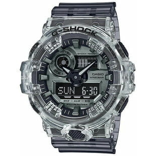 "Casio G-Shock GA 700SK-1AER ""Clear Skeleton Series"""