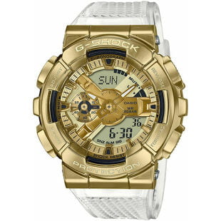 "Casio G-Shock GM 110SG-9AER ""Skeleton Gold Series"""