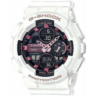 "Casio G-Shock GMA S140-7AER ""Metallic Markers and Accents"""