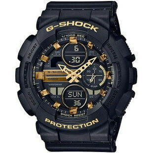 "Casio G-Shock GMA S140M-1AER ""Metallic Markers and Accents"""