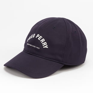 FRED PERRY Arch Branded Tricot Cap