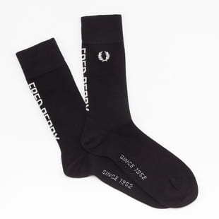 FRED PERRY Branded Socks
