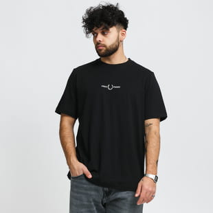 FRED PERRY Embroidered Tee