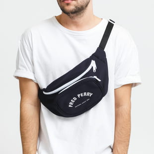FRED PERRY Tricot Crossbody Bag