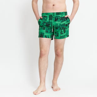 LACOSTE Lacoste LIVE x Polaroid Print Swimming Trunks