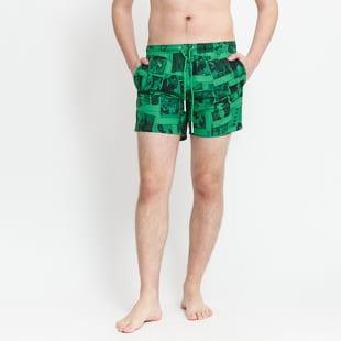 LACOSTE Lacoste LIVE x Polaroid Print Swimming Trunks