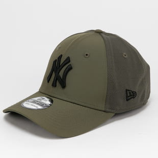 New Era 3930 MLB Mesh Back NY