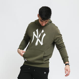 New Era MLB Team Logo Hoody NY