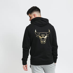 New Era NBA Metalic Hoody Chicago Bulls