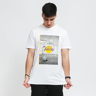 New Era NBA Photographic Tee LA Lakers