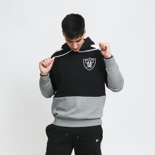 New Era NFL Contrast Panel Hoody Raiders